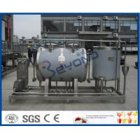 Wholesale Manually / Automatic Clean In Place Equipment , Clean In Place Cip System In Food Industry from china suppliers