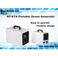 Wholesale 3 - 5 G / Hr Air Cooling 80W Commercial Ozone Generator Disinfection Air Water from china suppliers