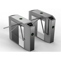 Wholesale Bus station entry flow control solenoid valve Tripod Turnstile Gate 30 person / minute speed from china suppliers
