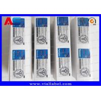 Wholesale Pharma Lab Peel Off 10ml Vial Labels Metallic Printing For Bodybuilding Steroids Injection Vials from china suppliers