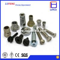 Wholesale China manufacturer high quality  b7 l7 stud bolts with nuts from china suppliers