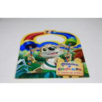 Wholesale Kids Saddle Stitch Book Binding Perfect Binding / Coloring Book Printing from china suppliers