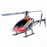 Wholesale 2.4GHz 3-axis Flybarless RC Helicopter with Devo 8 Transmitter, Suitable for Walkera from china suppliers