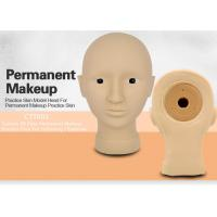 Wholesale Professional Model Head 	Permanent Makeup Practice Skin For Beauty School / Beginner from china suppliers