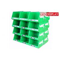 Wholesale Advertising Cardboard Custom Pallet Display Stands For Hardware Products from china suppliers