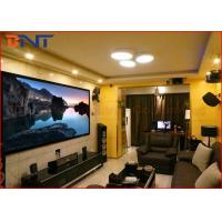 Wholesale Profession 150 Inch Fixed Frame Projection Projector Screen for Home Theater from china suppliers