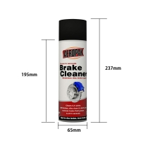 Wholesale OEM UN1950 DME Gas Aeropak 500ML Brake Cleaner Spray from china suppliers