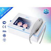 Wholesale Mini Home Use Portable Hifu Machine , Hifu Beauty Machine Face And Body Slimming from china suppliers