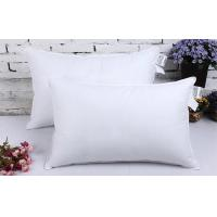 Wholesale Anti-Snore Washable Polyester Microfiber Pillow Insert for Home and Hotel Bedding from china suppliers