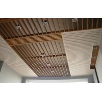 Wholesale High Quality PVC Wall Panel , Good Ecological Wood Products from china suppliers