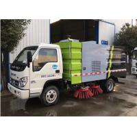 Wholesale Foton 5000  -6000 L Street Cleaning Vacuum Machine Truck For Trunk Roads from china suppliers
