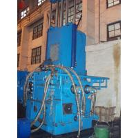 Wholesale 4500kg / h Alloy steel casting Rubber Internal Mixer Four Angle Hermetic from china suppliers