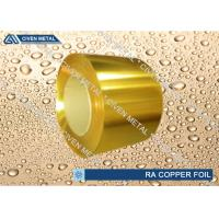 Wholesale Engineering Machinery Brass Foil / shipbuilding thin brass sheet from china suppliers