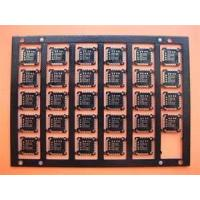 Wholesale 1 - 28 Layers 3mil FR4 Single Sided Six Layer PCB  Board with Black Legend from china suppliers