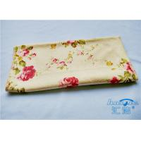 Wholesale Microfiber 80% Polyester 20% Polyamide Printed Microfiber Cloth No Fading from china suppliers