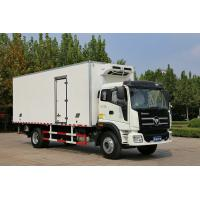 Wholesale 8 Ton / 10 Ton FOTON Refrigerated Truck Box Freezer Van With Lifting Plate from china suppliers