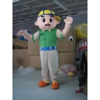 Wholesale custom made plush customized cartoon mascot costumes for adult  from china suppliers