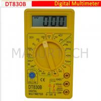 Wholesale LCD Digital Voltmeter Voltage Testers Ammeter Ohm Multimeter DT830B from china suppliers