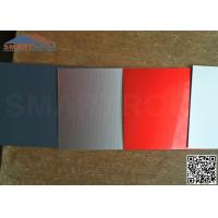 Quality Metal Material Plastic Roof Sheets in 0.43 MM Thickness with Heat Reflection for sale