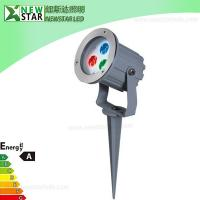 Wholesale 24VDC RGB 3W Landscape LED Garden Lights, IP65 Outdoor Landscape Light from china suppliers