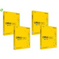 Wholesale Windows Computer System Microsoft Office Mac 2011 Home and Student Version from china suppliers