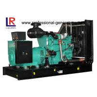 Wholesale CE & ISO Electric Cummins Open Diesel Generator with Water Cooling 3 - phase from china suppliers