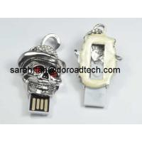 Wholesale Cool Masking Jewelry USB Flash Drives, 100% Original Real Capacity USB Memory Sticks from china suppliers