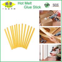 Wholesale Flexible Eva Hot Melt Glue Sticks For Plastic / Wood / Metal High Strength from china suppliers