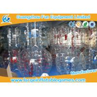 Wholesale Toddler Inflatable Bubble Ball / Giant Human Bubble Ball Soccer from china suppliers