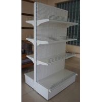 Quality SGL-C01 Custom Supermarket Display Fixtures Grocery Store Shelving Units for sale