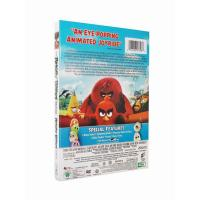 Quality Free DHL Cheaper Wholesale Disney Dvd Movie The Angry Birds Movie for sale