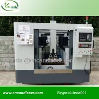 Wholesale CNC Milling Machine for make small metal mold from china suppliers