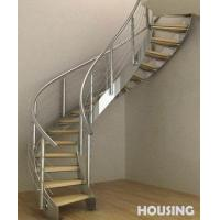Wholesale Curved Staircase (HS-C01) from china suppliers