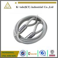 Wholesale Everbilt 1/2 In. X 9 Ft. Galvanized Vinyl Coated Wire Rope/Cable Sling With Loops 13150 from china suppliers