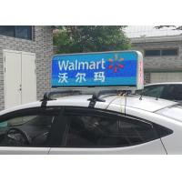 Wholesale PH5 Customized Taxi LED Display Outdoor Usage HD with 465CD per sq. ft from china suppliers