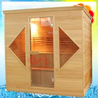 Wholesale 3-4 people wet steam family sauna GW-ST04-01  from china suppliers