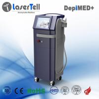 Wholesale Vertical 2 Handles Beauty Laser Devices , LCD Touch Screen 808 nm SHR IPL Laser Machine from china suppliers