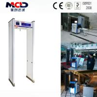 Wholesale Airport Walk Through Metal Detector Gate MCD - 800A / C for Security Check from china suppliers