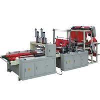 Quality Four Side Sealing Bag Making Machine160 Section / Min With Double Servo Motor for sale