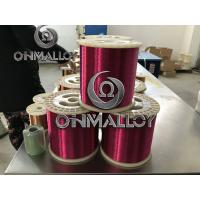 Wholesale Constantan Alloy Coated Enameled Resistance Wires For Wire Wound Resistor from china suppliers