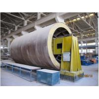 Wholesale Horizontal GRP tank winding production line from china suppliers