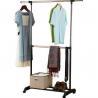 Buy cheap Mainstays Adjustable 2-Tier Garment Rack (Chrome) (HK-CS-CR04) from wholesalers