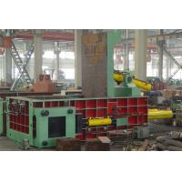 Wholesale Scrap Press Machine / Hydraulic Metal Baler For Waste Aluminum , Stainless Steel from china suppliers