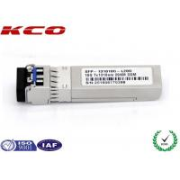 Wholesale Single Mode LC Duplex Port SFP Fiber Optic Transceiver Compatible CISCO from china suppliers