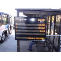 Wholesale High Resolution Digital Bus LED Display Bus Information Display from china suppliers