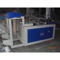 Wholesale 3KW Automatic Plastic Glove Making Machine , Bag sealing cutting equipment from china suppliers