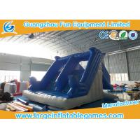 Wholesale Double Slide Way Commercial Inflatable Slide Rental Bouncer Slide PVC Tarppaulin from china suppliers