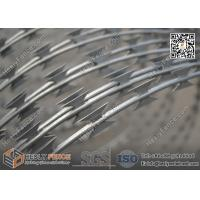concertina razor wire China Supplier