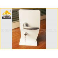 Wholesale Japanese Type Adjsutable Interior / Cupboard Door Silent Door Handle Lock Of Aluminum from china suppliers