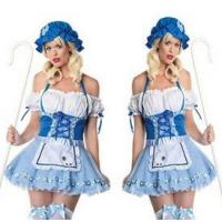 Wholesale Walmart halloween costumes holloween costume bule lace costumes from china suppliers